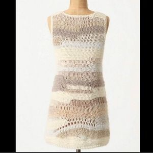 Anthropologie Far Away From Close - Sweater Tunic